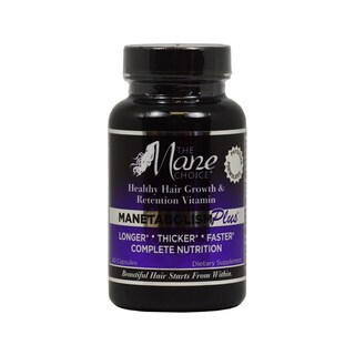 The Mane Choice Manetabclism Plus (60 Capsules)