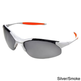 Hot Optix Men's Sport Rimless Sunglasses