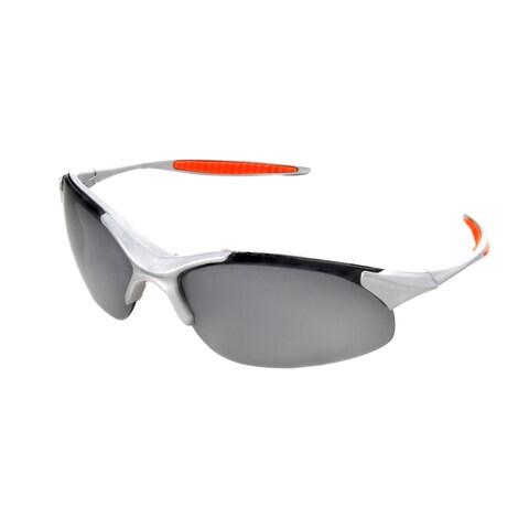 Hot Optix Men's Sport Rimless Sunglasses