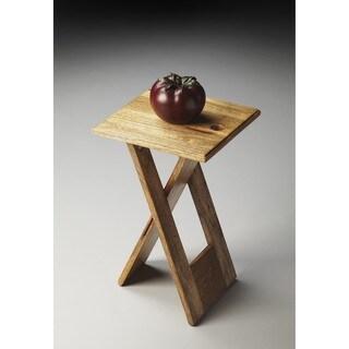 Butler Hammond Natural Mango/Acacia Wood Folding Table
