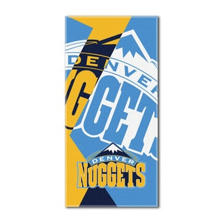 NBA 622 Nuggets Puzzle Beach Towel