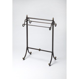 Butler Brown Stainless Steel Blanket Stand|https://ak1.ostkcdn.com/images/products/12070549/P18938343.jpg?_ostk_perf_=percv&impolicy=medium
