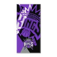 NBA 622 Kings Puzzle Beach Towel
