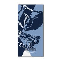 NBA 622 Grizzlies Puzzle Beach Towel