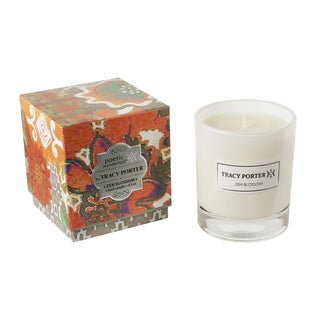 Tracy Porter 7.4-ounce White Citrus 1-wick Jar Candle