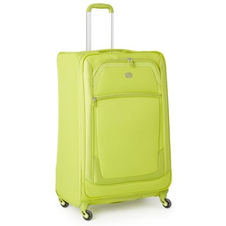 American Tourister by Samsonite iLite Xtreme Volt Green 29-inch Expandable Spinner Upright Suitcase