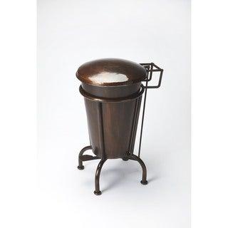 Butler 3547330 Cast Iron 16-inch x 16-inch x 28-inch Dust Bin