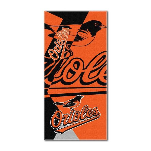 MLB 622 Orioles Puzzle Beach Towel