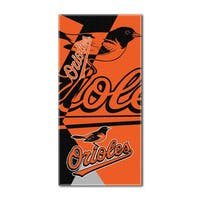 MLB 622 Orioles Puzzle Beach Towel