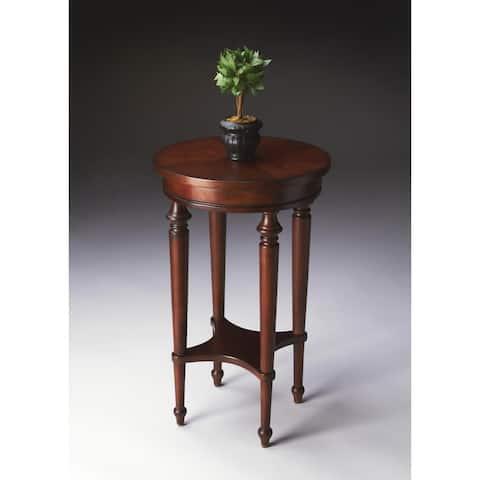 Handmade Butler Blackwell Plantation Cherry End Table