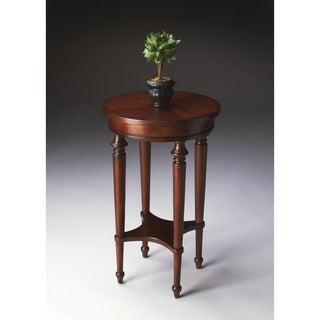 Superieur Handmade Butler Blackwell Plantation Cherry End Table (China)