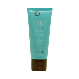 Selfie Tan 'n Go 2-hour Sunless Lotion with Immediate Bronzers