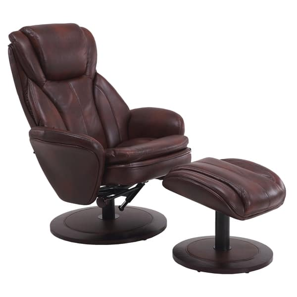 Surprising Shop Berum Collection Whiskey Brown Breathable Leather Ibusinesslaw Wood Chair Design Ideas Ibusinesslaworg