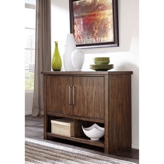 Signature Design by Ashley Zilmar Brown Dining Room Server