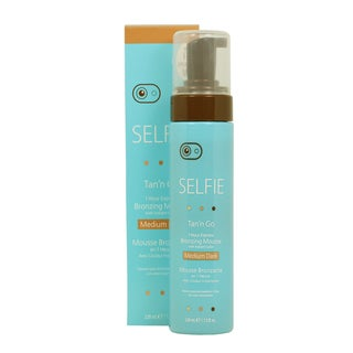 Selfie Tan'n Go 1 Hour Express 7.5-ounce Bronzing Mousse with Instant Color