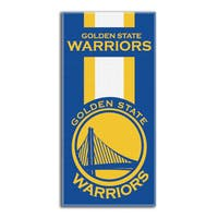 NBA 720 Warriors Zone Beach Towel