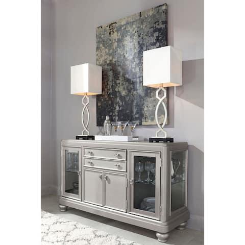 Coralayne Silver Dining Room Server
