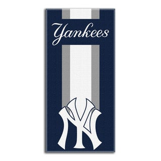 MLB 720 Yankees Zone Read Beach Towel
