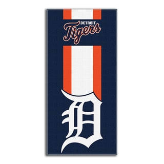 MLB 720 Tigers Zone Read Beach Towel