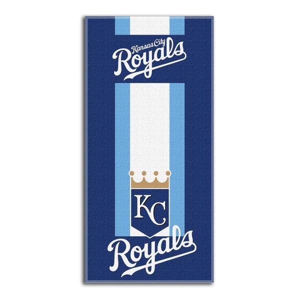 MLB 720 Royals Zone Read Beach Towel