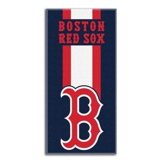 MLB 720 Red Sox Zone Read Beach Towel