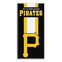 MLB 720 Pirates Zone Read Beach Towel