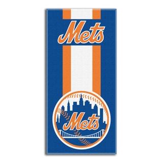 MLB 720 Mets Zone Read Beach Towel