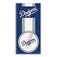 MLB 720 Dodgers Zone Read Beach Towel