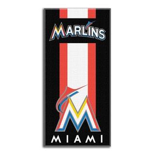 MLB 620 Marlins Zone Read Beach Towel