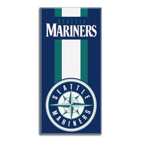 MLB 620 Mariners Zone Read Beach Towel