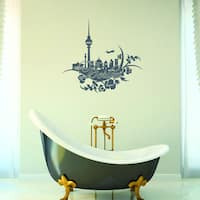 Style & Apply 'Berlin' Floral Vinyl Wall Decal