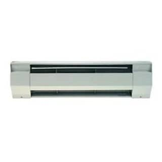 King Electrical 8K2420A 8' 240 Volt 2000 Watt Baseboard Heaters