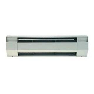 King Electrical 8K2420A 8' 240 Volt 2000 Watt Baseboard Heaters