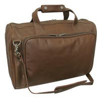 Amerileather 18-inch Leather Carry-on Weekend Duffel