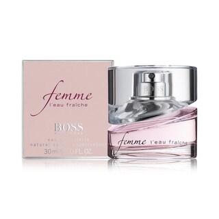 Hugo Boss Femme L`Eau Fraiche Women's 1-ounce Eau de Toilette Spray