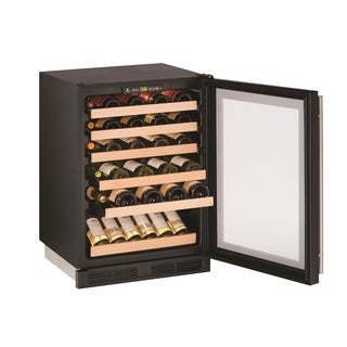 U-Line 1000 Series 1224WC 24 Inch Integrated Wine Captain