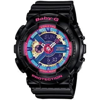 Casio Women's BA112-1A Baby-G Blue Watch
