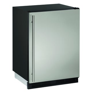 U-Line 1000 Series 1224 - 24 Inch Refrigerator/Freezer Combo Stainless