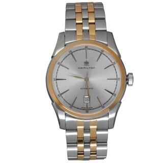 Hamilton Men's H42425151 Spirit of Liberty Silver Watch