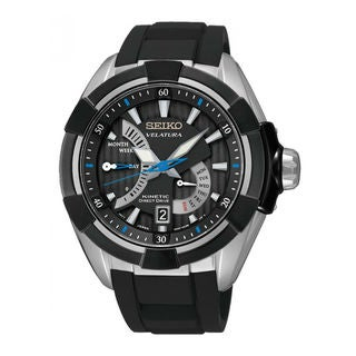 Seiko Men's SRH019P1 Velatura Black Watch