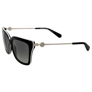 Michael Kors MK 6038 312911 Abela I - Black-White/Grey Gradient by Michael Kors for Women - 54-16-140 mm Sunglasses