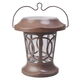"Moonrays 91399 7.1"" Brown Bradbury Path Light"