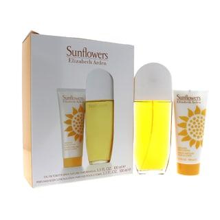 Elizabeth Arden Sunflowers Women's 2-piece Gift Set
