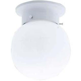 Westinghouse 6660700 One Light Globe Ceiling Fixture