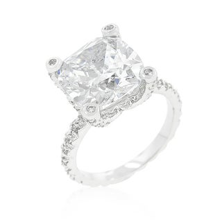 Kate Bissett Brilliant Engagement Ring