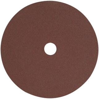 """DeWalt DARB1G0805 4.5"""" 80 Grit High Performance Aluminum Oxide Fiber Disks"""