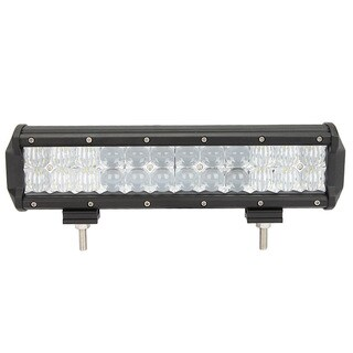 CREE 12-inch 72W Spot and Flood Straight Off-road LED Light Bar with 5D Projector Lens