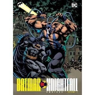Batman Knightfall Omnibus 1 (Hardcover)