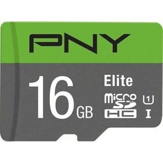 PNY Elite 16 GB microSDHC