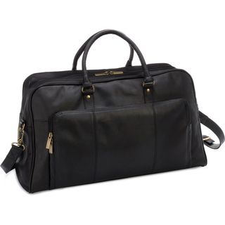 Le Donne Leather 20-inch Carry-on Frontier Duffel Bag